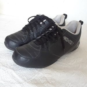 AND1 Men's black Basketball shoes MNAN4400010
